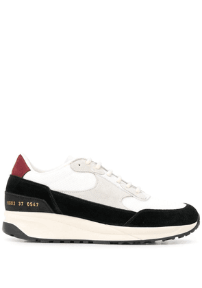Common Projects platform sole sneakers - Black