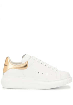 Alexander McQueen chunky low-top sneakers - White