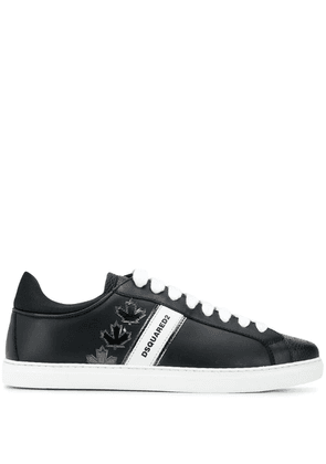 Dsquared2 Canadian Team sneakers - Black