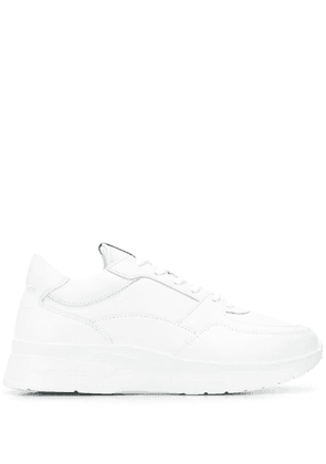 Filling Pieces classic low-top sneakers - White