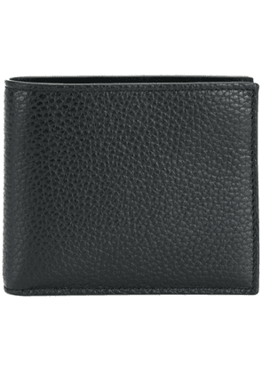 Canali billfold wallet - Black