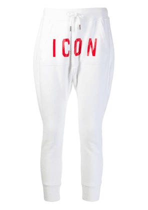 Dsquared2 ICON sports trousers - White