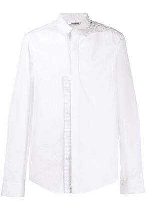 Chalayan deconstructed shirt - White
