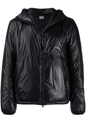 CP Company Goggles hooded jacket - Black