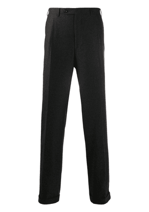 Canali wool formal trousers - Grey