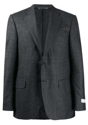 Canali single breasted blazer - Blue