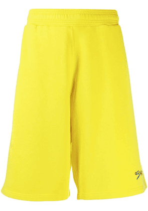 Givenchy rainbow shorts - Yellow