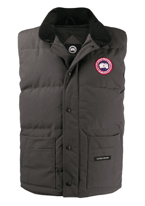 Canada Goose Freestyle feather down gilet - Grey