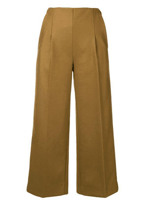 Chalayan cropped trousers - Neutrals