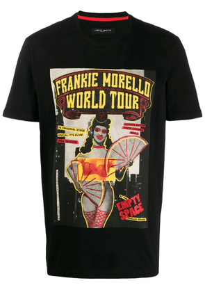 Frankie Morello world tour T-shirt - Black