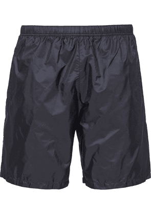 Prada Nylon swim trunks - Blue