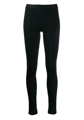 Helmut Lang piped leggings - Black