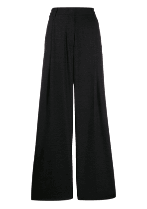 Alberto Biani wide leg trousers - Grey
