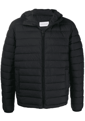 Calvin Klein Jeans short padded jacket - Black
