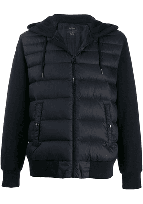 Polo Ralph Lauren hooded down jacket - Black