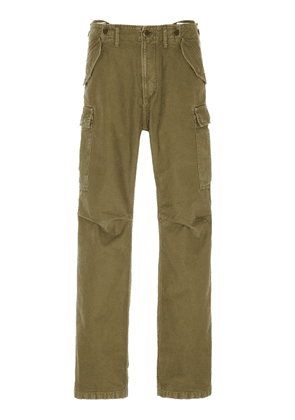 Visvim Eiger Sanction Cotton-Blend Cargo Pants
