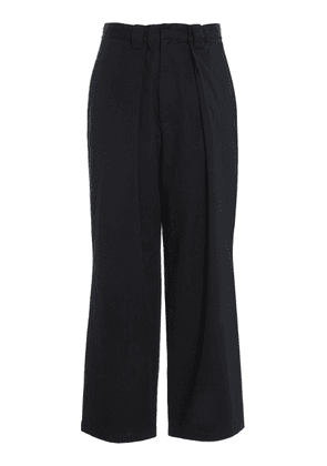JW Anderson Cotton Straight-Leg Pants