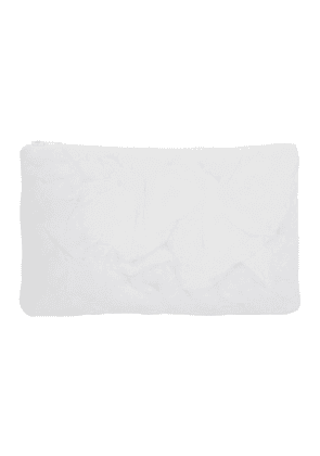MM6 Maison Margiela White Covered Pouch