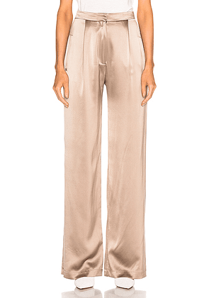 SABLYN Sable Pant in Taupe - Neutral. Size S (also in XS,M,L).