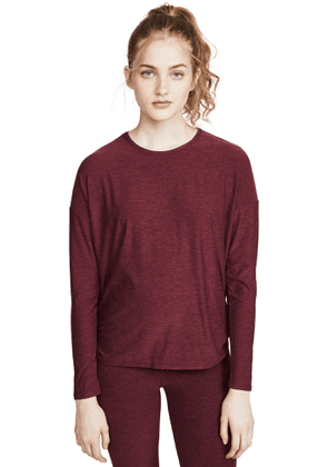 Beyond Yoga Draw The Lines Pullover
