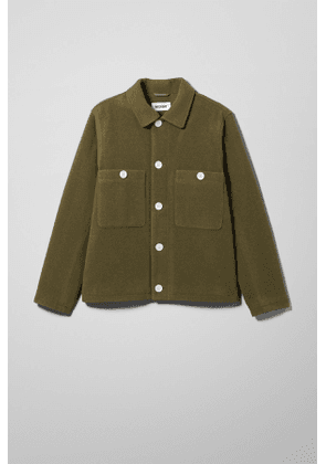 Avon Wool Jacket - Green