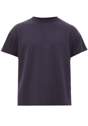Jeanerica Jeans & Co. - Marcel 180 Cotton Jersey T Shirt - Mens - Navy