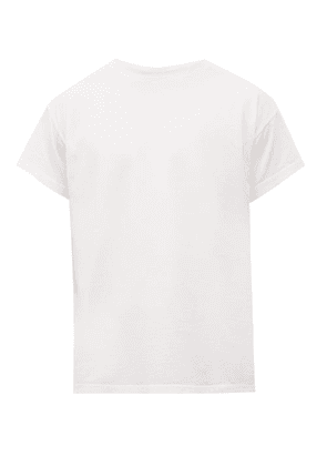 Jeanerica Jeans & Co. - Marcel 180 Cotton Jersey T Shirt - Mens - White