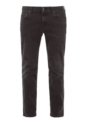 Jeanerica Jeans & Co. - Slim Fit Cotton Blend Jeans - Mens - Black