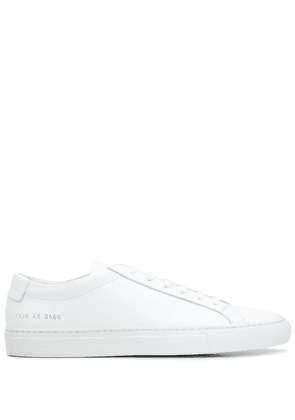 Common Projects plain sneakers - White