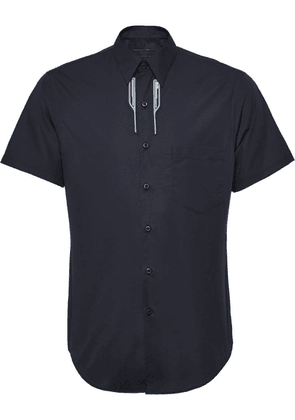 Prada cotton poplin shirt - Blue