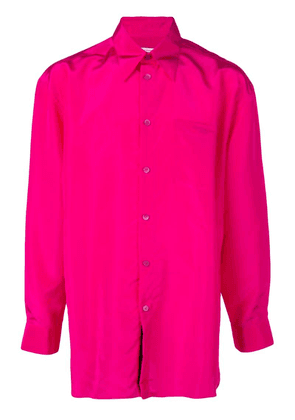 Givenchy silk oversized shirt - Pink