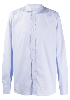 Hackett classic plain shirt - Blue