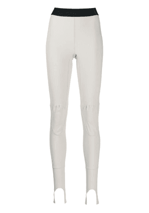 Ambush panelled leggings - Grey
