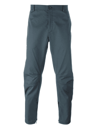 Lanvin tailored slim trousers - Blue