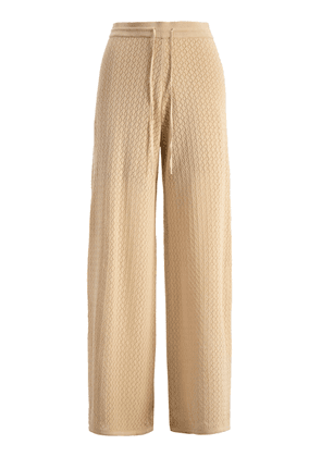 Holzweiler Thiril Cotton Flare Trousers