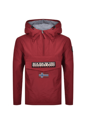 Napapijri Rainforest Winter Jacket Red