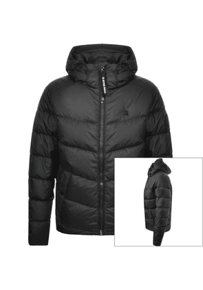 G Star Raw Whistler Down Puffer Jacket Black