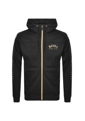 BOSS Athleisure Saggy Full Zip Hoodie Black