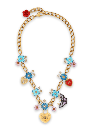 Dolce & Gabbana Necklaces Woman Gold Size --