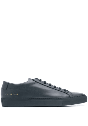 Common Projects plain low-top sneakers - Blue