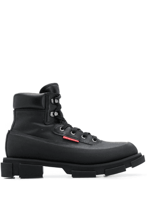 Both Gao high boots - Black