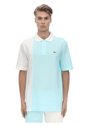 Golf Le Fleur Cotton Polo