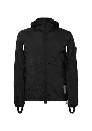 Satisfy - Packable Shell Jacket - Black