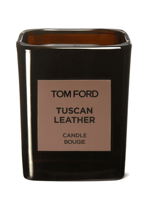 TOM FORD BEAUTY - Tuscan Leather Candle, 200g - Colorless
