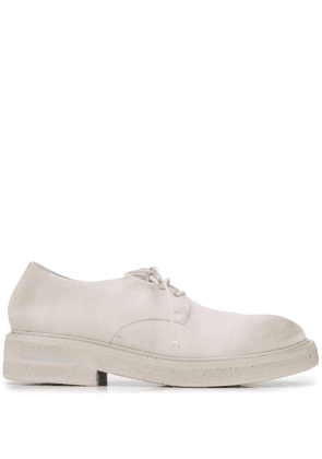 Marsèll distressed lace-up shoes - Neutrals