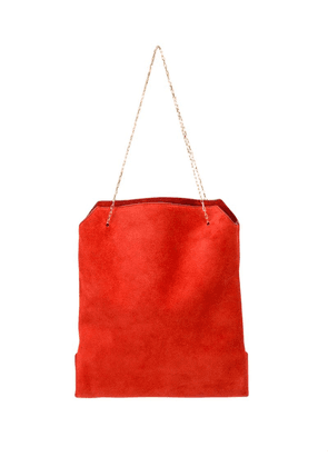 The Row small lunch bag - Red