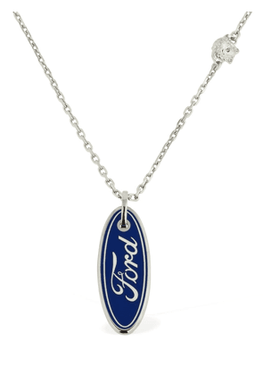 Ford Logo Necklace
