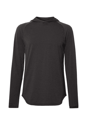 Lululemon - Always Agile Stretch-jersey Hoodie - Black