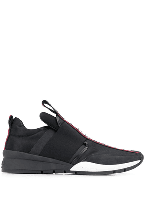 Dsquared2 low top tape sneakers - Black