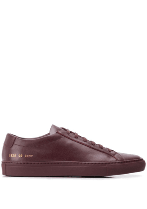 Common Projects Origin low-top sneakers - Red